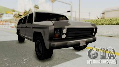 New Rancher для GTA San Andreas