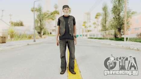 Alan Wake - Tor Anderson для GTA San Andreas второй скриншот