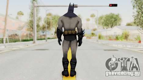 Batman Arkham City - Batman v2 для GTA San Andreas третий скриншот