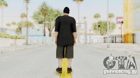 GTA 5 Online Male Skin 2 для GTA San Andreas третий скриншот