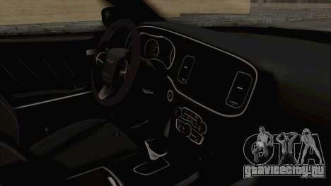 Dacia 1410 Break для GTA San Andreas вид изнутри