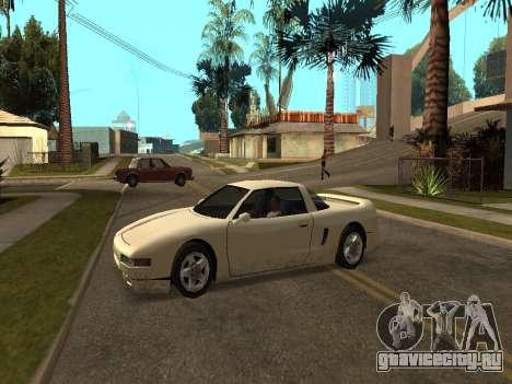 ANTI TLLT для GTA San Andreas пятый скриншот
