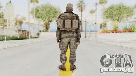 COD BO SOG Mason v2 для GTA San Andreas третий скриншот