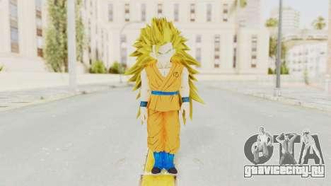 Dragon Ball Xenoverse Gohan Teen DBS SSJ3 v2 для GTA San Andreas второй скриншот