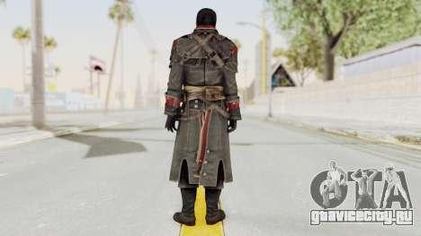 Assassins Creed Rogue - Shay Cornac для GTA San Andreas третий скриншот