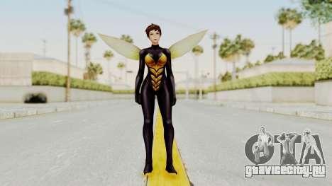 Marvel Future Fight - Wasp для GTA San Andreas второй скриншот