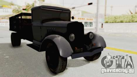 Ford AA from Mafia 2 для GTA San Andreas