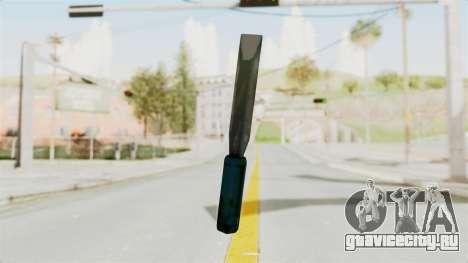 Liberty City Stories - Chisel для GTA San Andreas