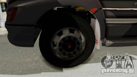 Kenworth T660 Sleeper для GTA San Andreas вид сзади