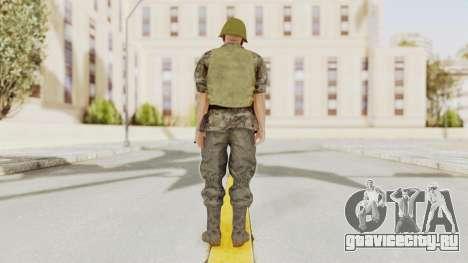 MGSV The Phantom Pain Soviet Union VH No Sleeve2 для GTA San Andreas третий скриншот