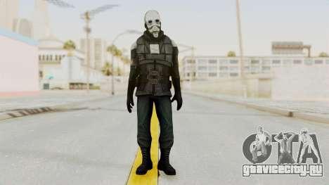 Half Life 2 - Metrocop Remake для GTA San Andreas второй скриншот