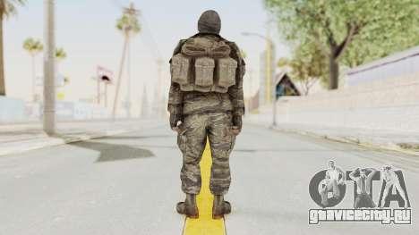 COD BO SOG Bowman v2 для GTA San Andreas третий скриншот