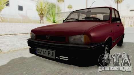 Dacia 1310L 1997 для GTA San Andreas вид справа