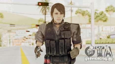 MGSV Phantom Pain Quiet XOF v1 для GTA San Andreas