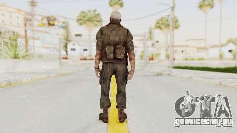 COD Black Ops 2 Hudson Commando для GTA San Andreas третий скриншот