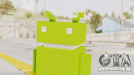 Crossy Road - Android Robot для GTA San Andreas