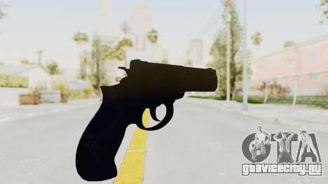 MP412 Rex для GTA San Andreas третий скриншот
