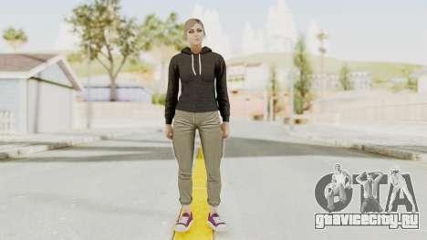 GTA 5 Online Female Skin 2 для GTA San Andreas второй скриншот