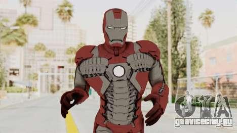 Marvel Heroes - Iron Man (Mk5) для GTA San Andreas