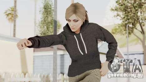 GTA 5 Online Female Skin 2 для GTA San Andreas