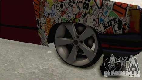 Renault Broadway для GTA San Andreas вид сзади