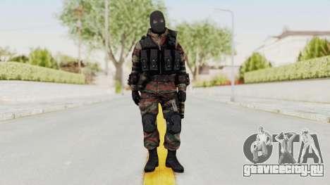 Battery Online Russian Soldier 5 v2 для GTA San Andreas второй скриншот