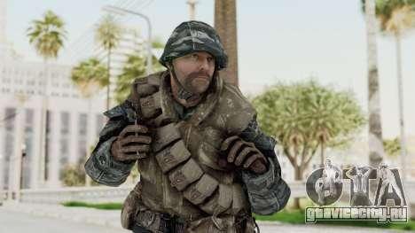 COD BO Russian Spetznas Flak MP v2 для GTA San Andreas