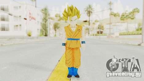 Dragon Ball Xenoverse Gohan Teen DBS SSJ2 v2 для GTA San Andreas второй скриншот
