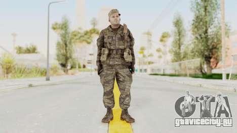 COD BO SOG Mason v2 для GTA San Andreas второй скриншот