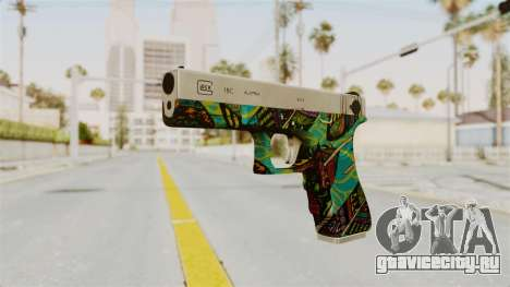 Glock 18C для GTA San Andreas