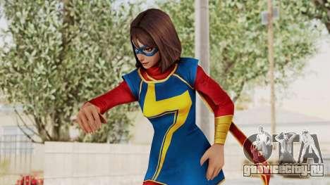 Marvel Future Fight - Kamala Khan для GTA San Andreas