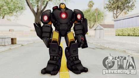 Marvel Future Fight - Hulk Buster Heavy Duty v1 для GTA San Andreas второй скриншот