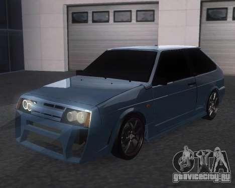 VAZ 2108 для GTA San Andreas