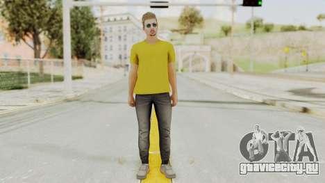 Skin from GTA 5 Online для GTA San Andreas второй скриншот