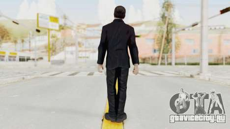 COD BO Nixon для GTA San Andreas третий скриншот