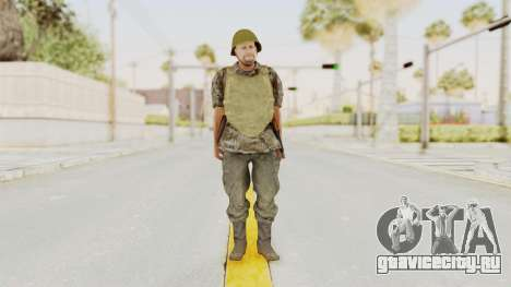 MGSV The Phantom Pain Soviet Union VH No Sleeve2 для GTA San Andreas второй скриншот