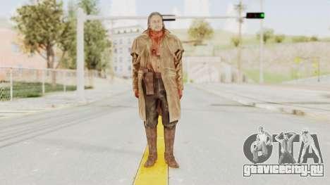 MGSV Phantom Pain Ocelot Prologue v2 для GTA San Andreas второй скриншот