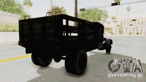 Ford AA from Mafia 2 для GTA San Andreas вид слева
