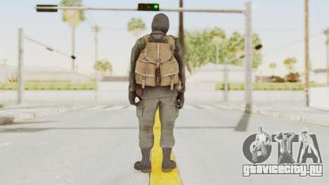 COD Black Ops Russian Spetznaz v1 для GTA San Andreas третий скриншот