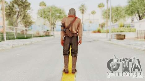MGSV Phantom Pain Ocelot Motherbase v2 для GTA San Andreas третий скриншот