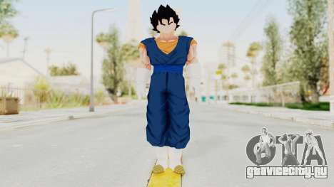 Dragon Ball Xenoverse Vegito SJ для GTA San Andreas второй скриншот