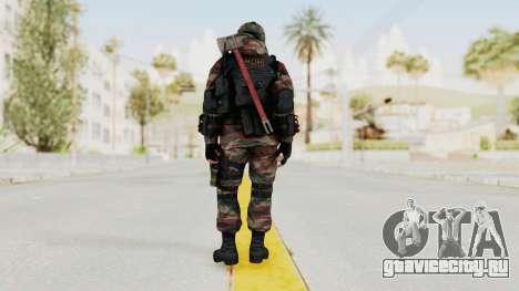 Battery Online Russian Soldier 5 v1 для GTA San Andreas третий скриншот