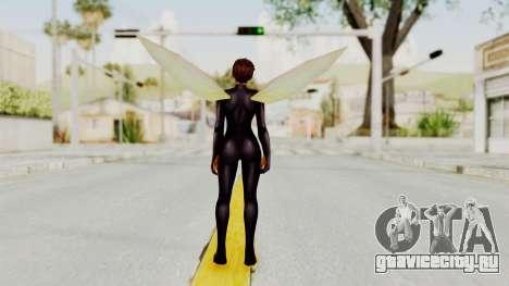 Marvel Future Fight - Wasp для GTA San Andreas третий скриншот