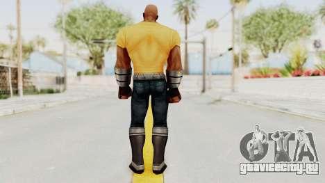 Marvel Future Fight - Luke Cage для GTA San Andreas третий скриншот