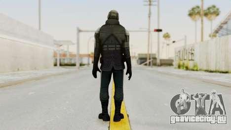 Half Life 2 - Metrocop Remake для GTA San Andreas третий скриншот