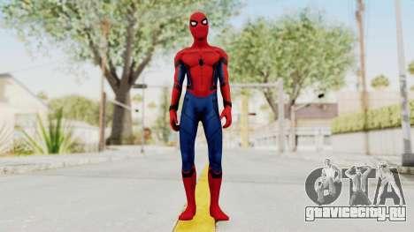 Captain America Civil War - Spider-Man для GTA San Andreas второй скриншот