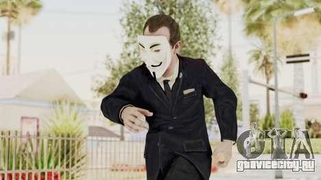 COD BO Nixon Anonymous для GTA San Andreas