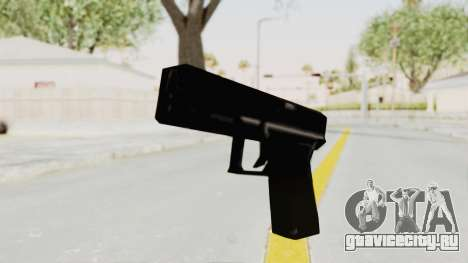 Liberty City Stories - Glock 17 для GTA San Andreas второй скриншот