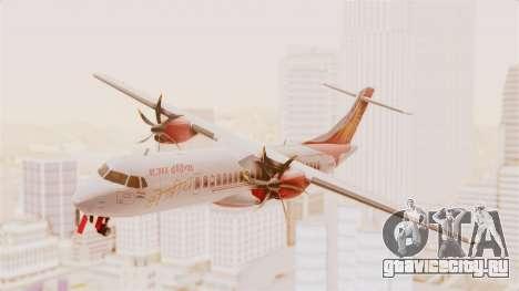 ATR 72-600 Air India Regional для GTA San Andreas