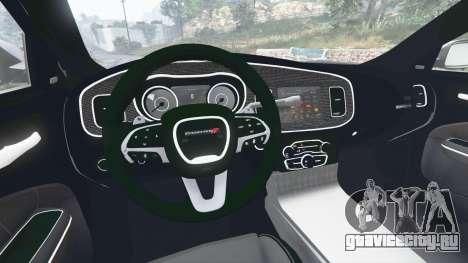 Dodge Charger SRT Hellcat 2015 v1.3